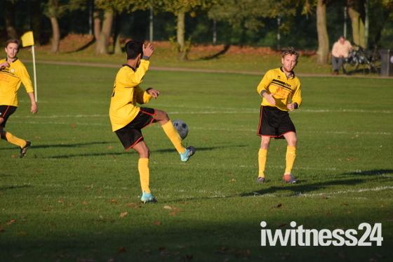 Football at Normanston Park Lowestoft