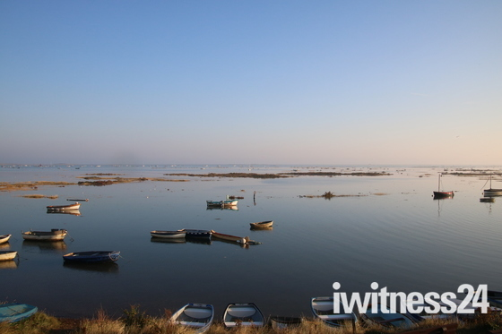Boats In Norfolk: Morston
