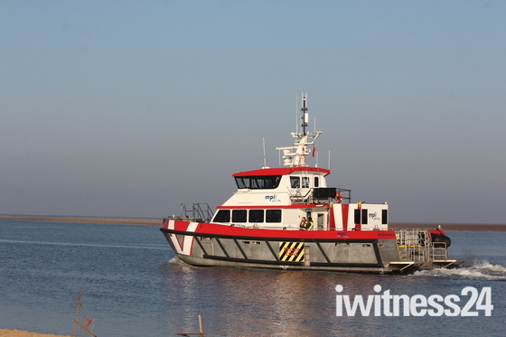 Boats in Norfolk - Support vessels