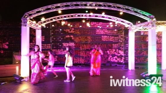 Diwali Dancing at Gallions Reach