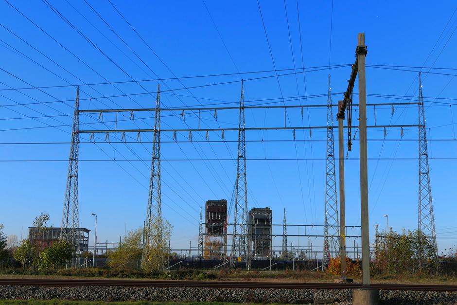 Ochtendzon in Zwolle
