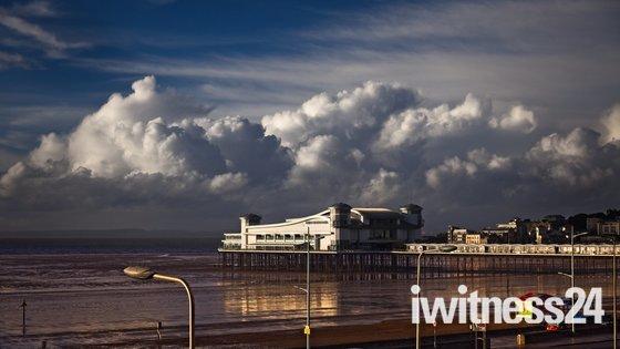 Clouds Accumulating…