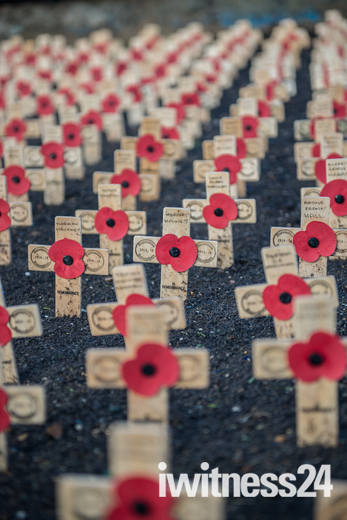 For our tomorrow, they gave their today.