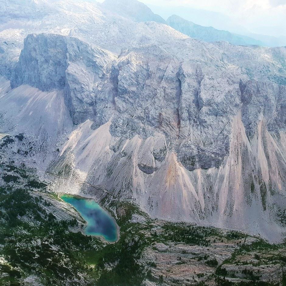 Mount triglav - Slovenië
