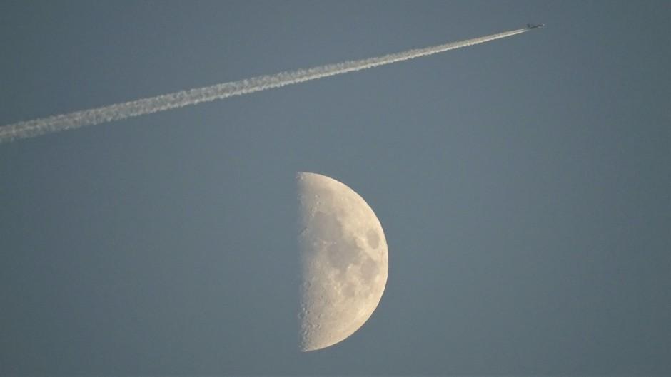 Net niet de maan geraakt ;)