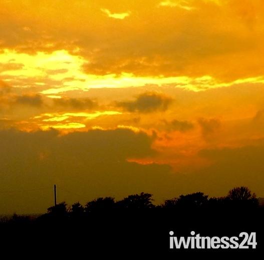 Sunset pending...