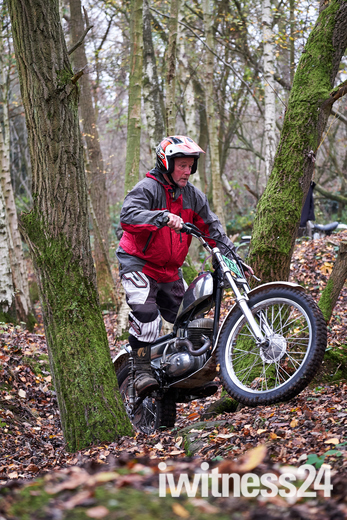 38th Thumpers British Bike Trial