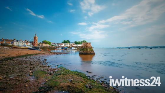 Lympstone Harbour