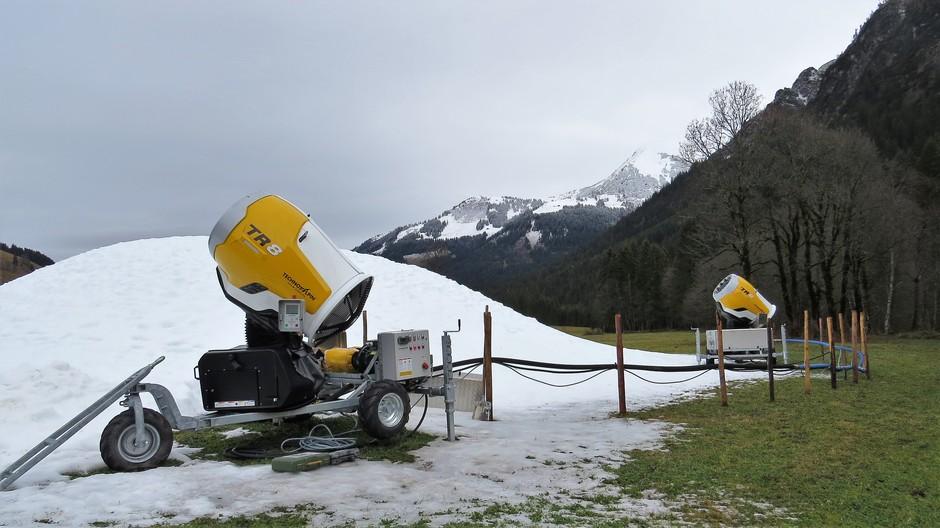 Alpen: sneeuw in aantocht