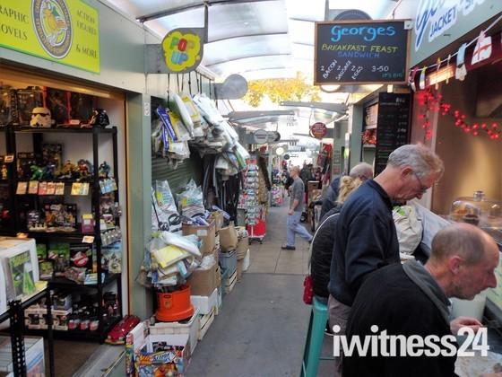 A WALK AROUND NORWICH MARKET  - PART 3