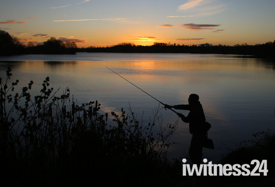 Time sent fishing near Harleston is never waste