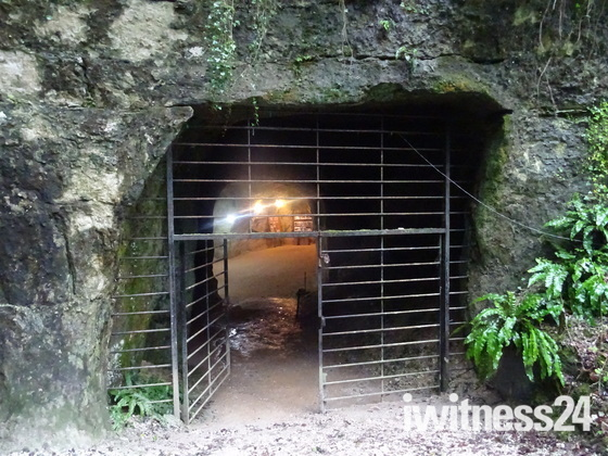 Beer Quarry Caves on Tuesday 18th December 2018