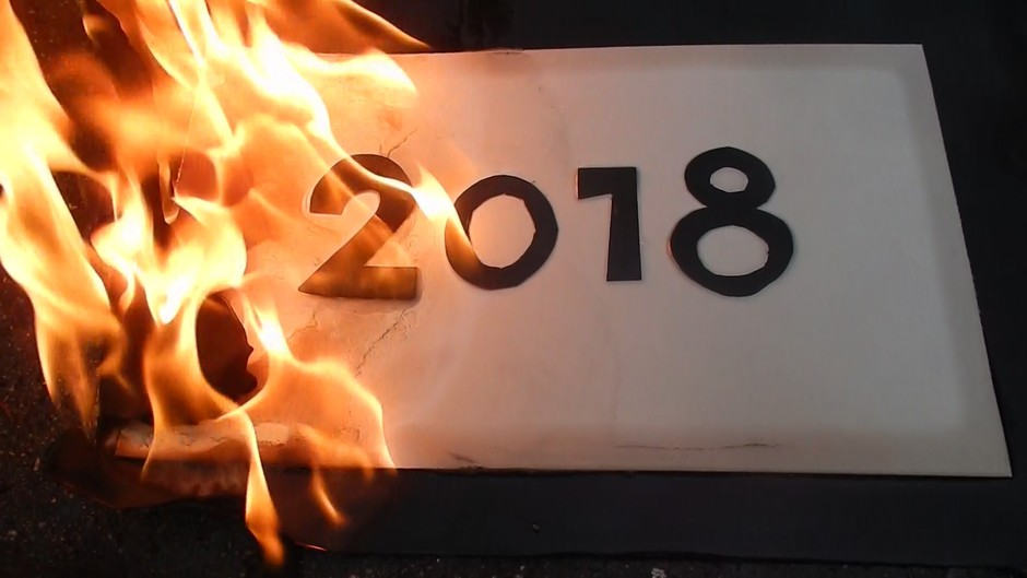 Vaarwel 2018
