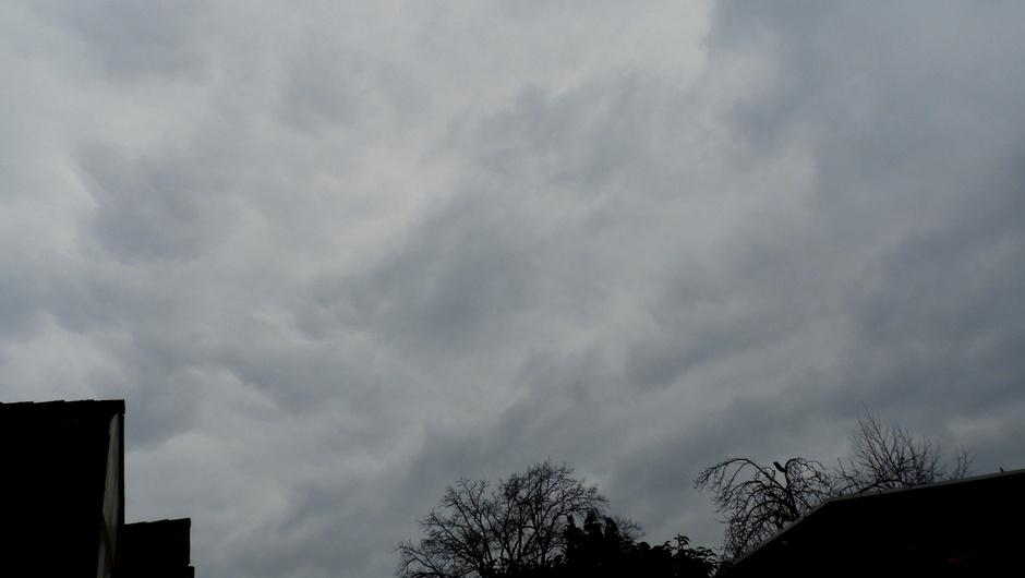 Saai grijs weer vandaag