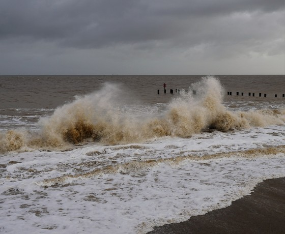sea, sand and wind.