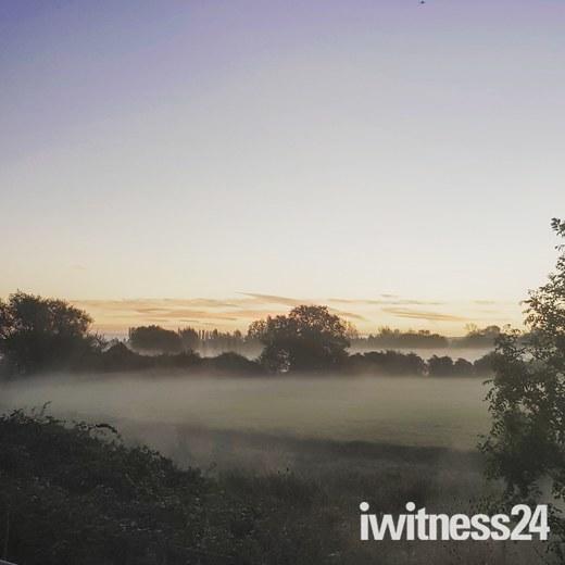 Loddon in Fog