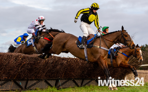 Ampton Point to Point race Sunday 11th March 2019