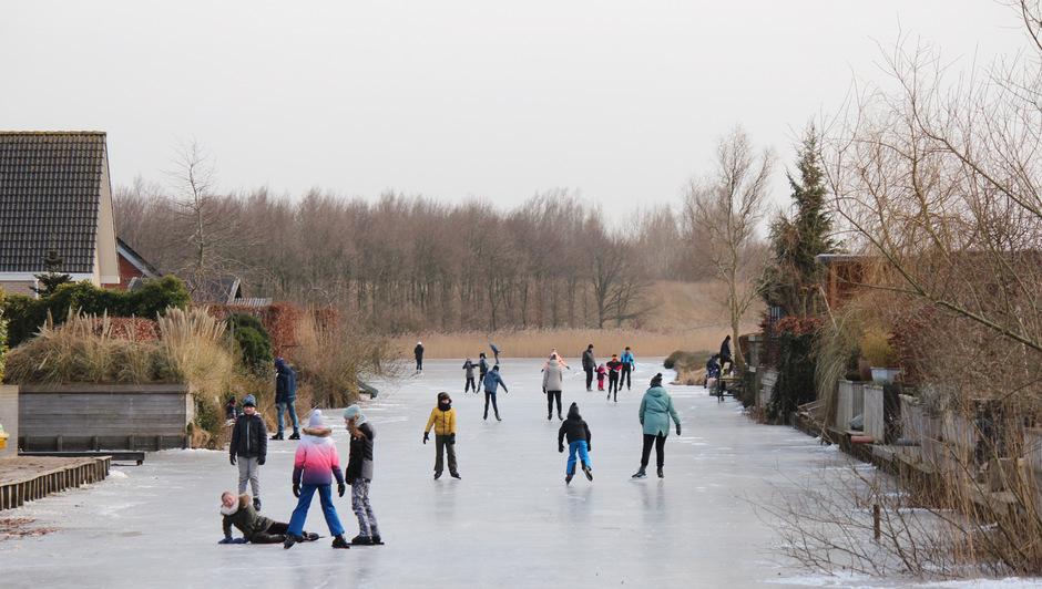 Kunnen we binnenkort op de schaats?