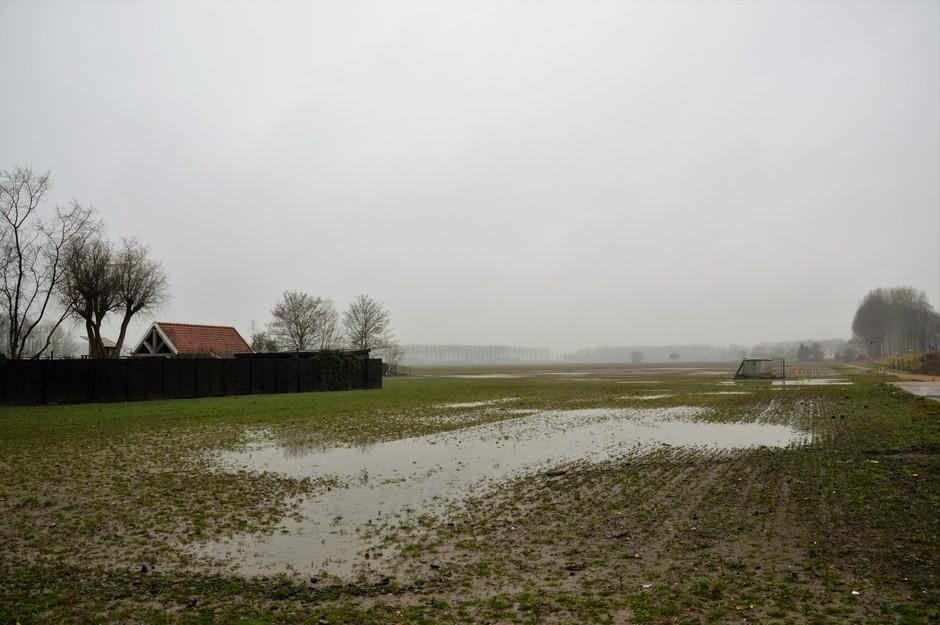 Volop regen vandaag