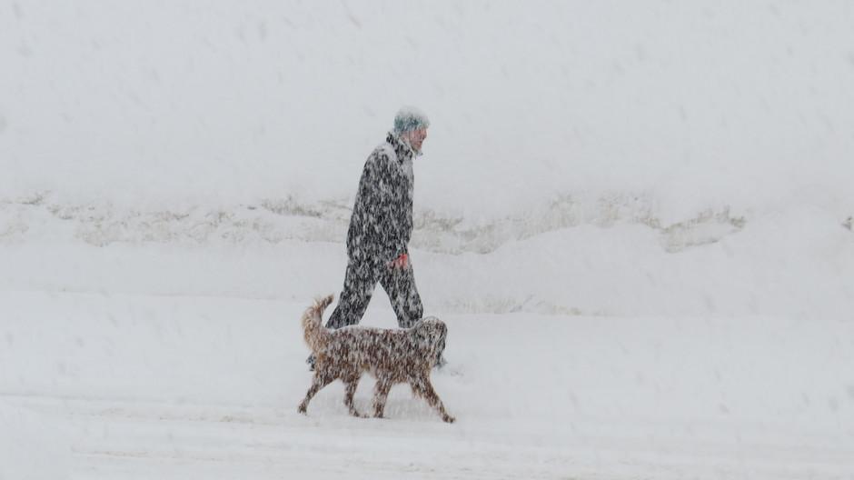 Alpen: Hondenweer kan ook mooi zijn :-)