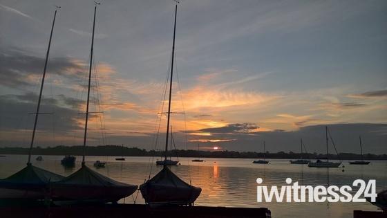 Sailing boats Silhouettes