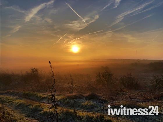 Rainham Marshes Sunrise