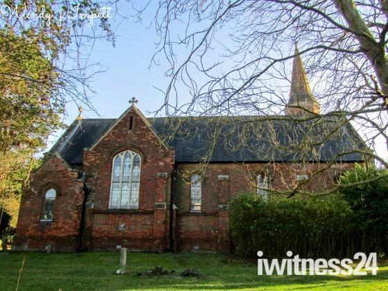 St Thomas church noak hill