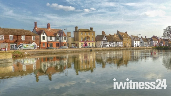 Godmanchester Waterfront