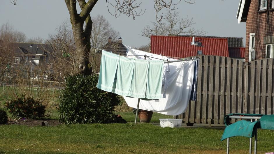 Ecologisch weer op wasdag