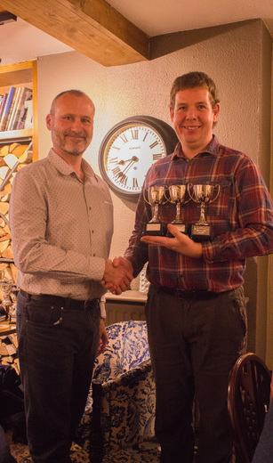 Weston Wheelers Award Ceremony for the 2018 Competition Season