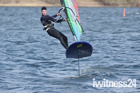 Windsurfing Demo day - Alton Water at Alton Water Sports Centre. 11/03/2019