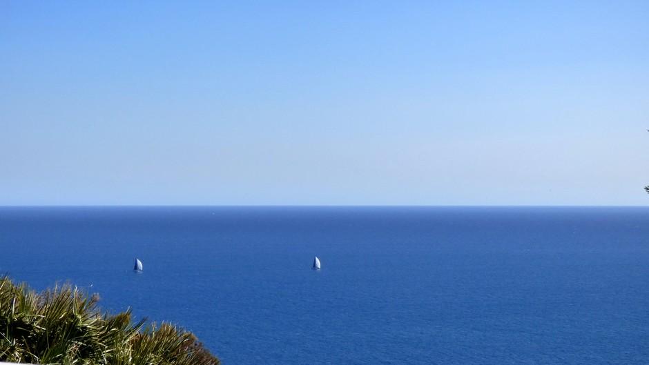 Varen, varen.........; Middellandse zee.
