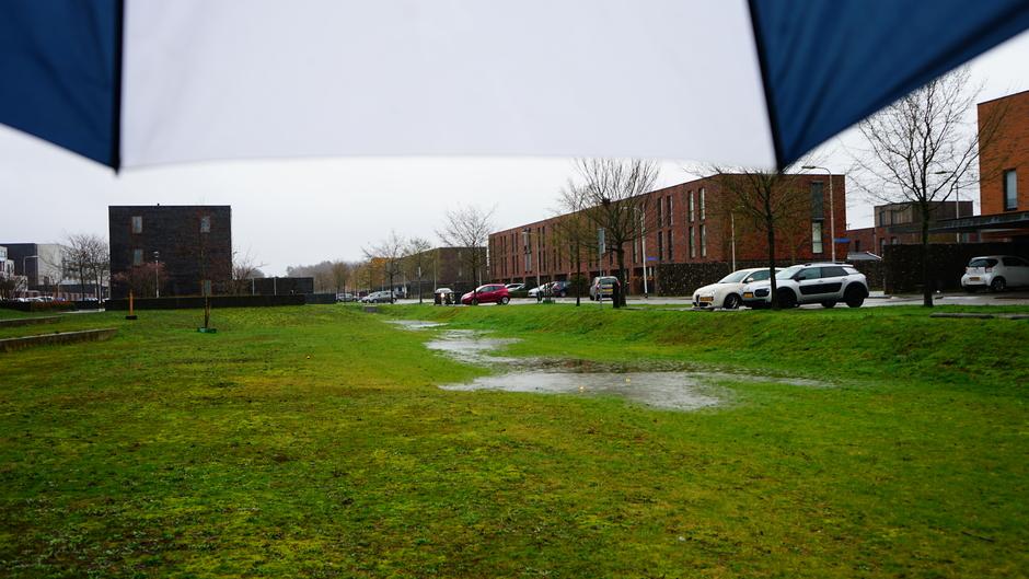 Grijs, regen, en wind