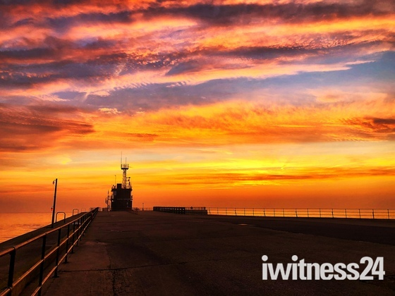 Great Yarmouth sunrise