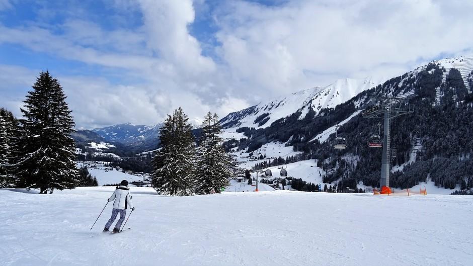 Alpen: steeds meer zon