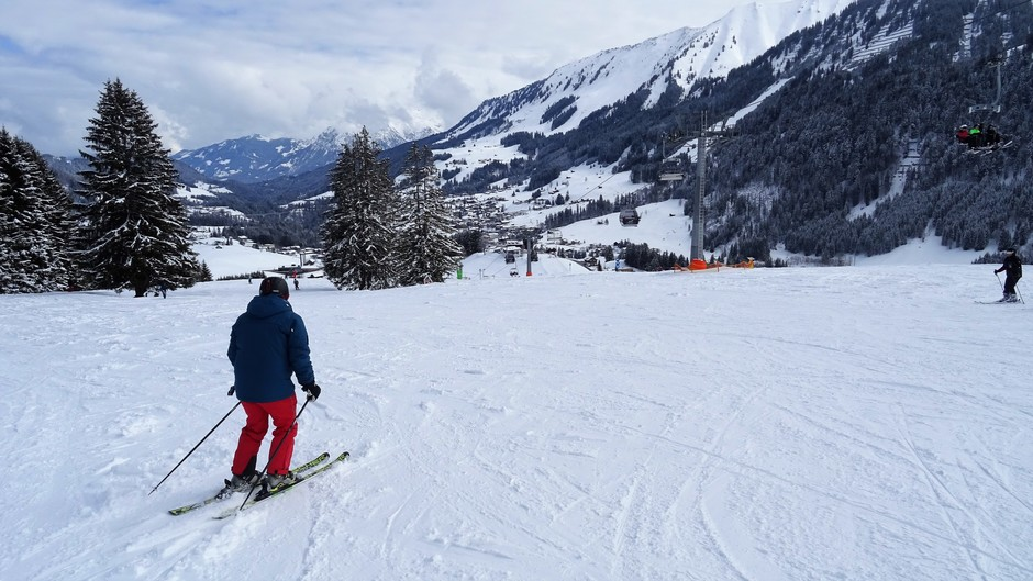 Alpen: morgen veel zon en zachter