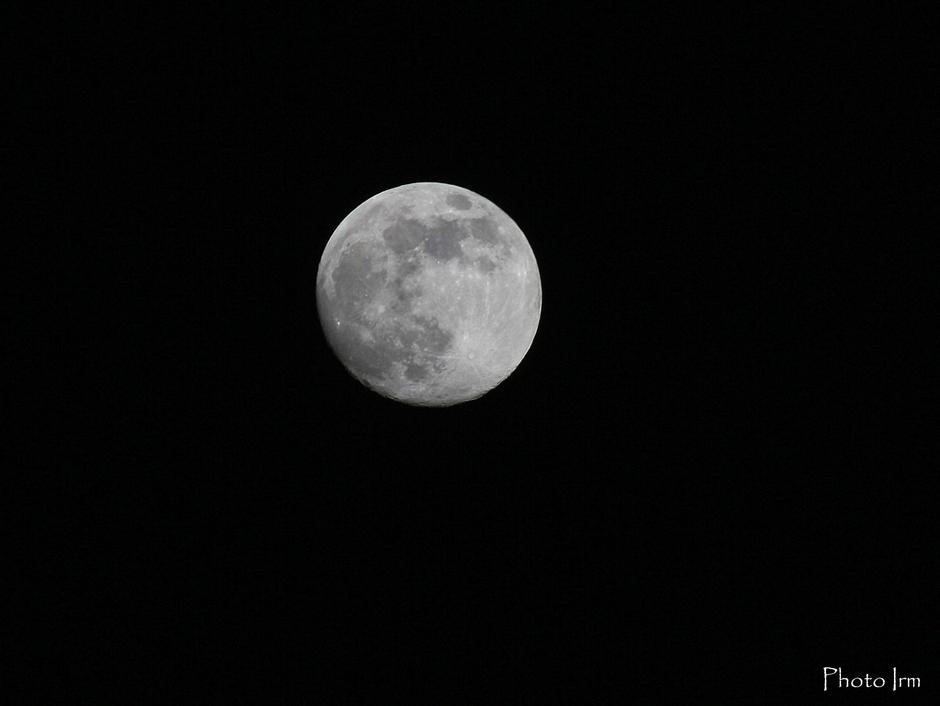 Heldere  maan