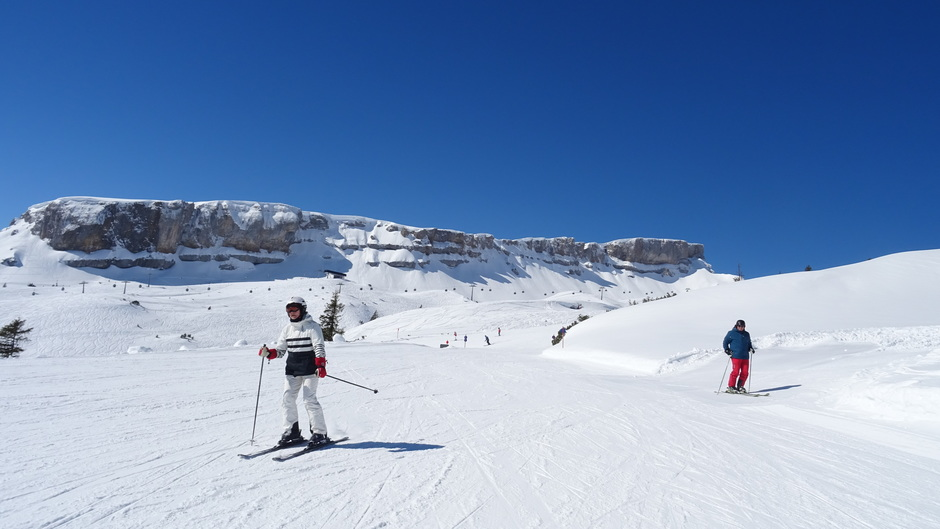 Alpen: Kaiserwetter