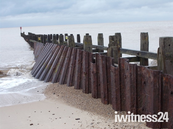 The same Groyne