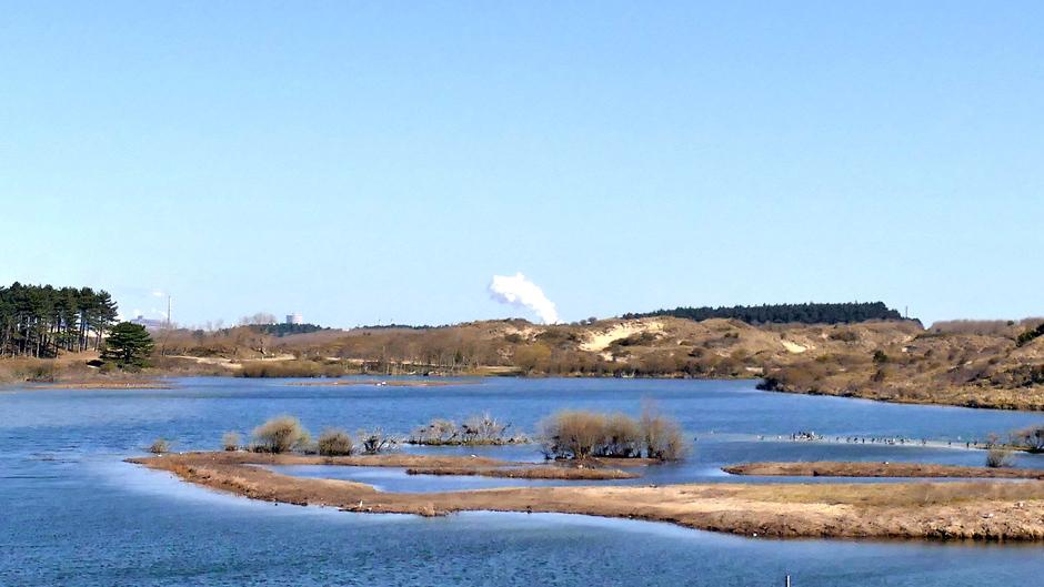 De enige wolk vandaag, Tatasteel IJmuiden