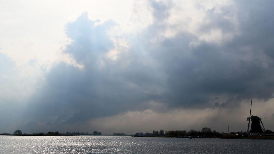 Woeilige wolken