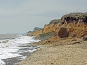 Coastline under attack - Benacre