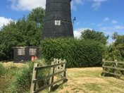 Project 52 windmill on the broads