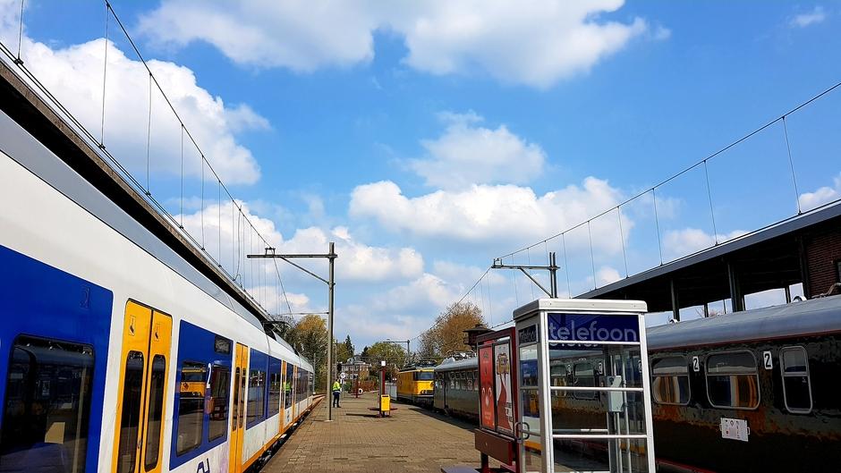 Hollandse luchten in Utrecht