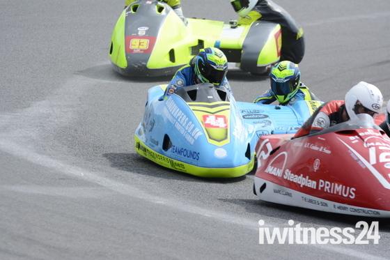 British Sidecar Championships