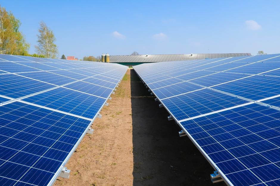 Optimale opbrengsten verwacht van de zonnepanelen