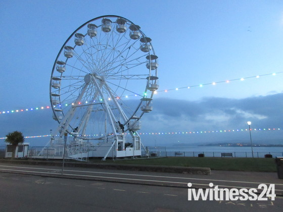 The Exmouth Observation Wheel