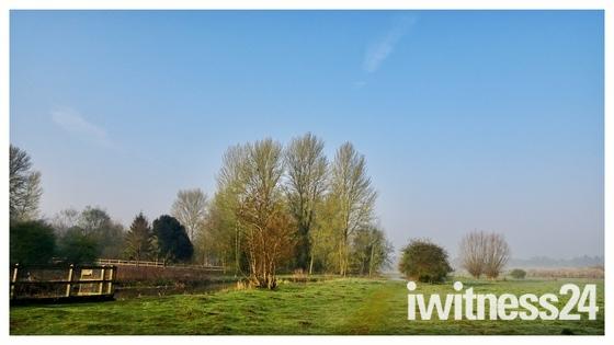 Fields off Earlham Road