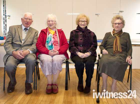 Village celebrates reunion of the Smith family with a lotal age of 377