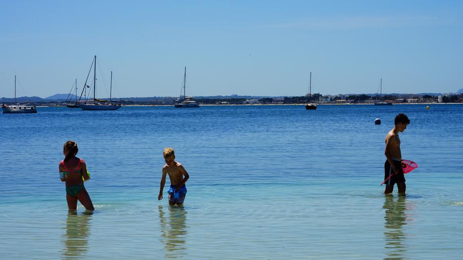 Zonnig Mallorca.